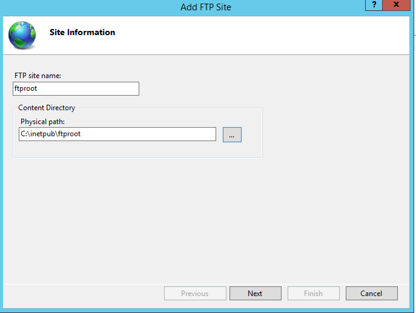 Configuring ftps ftp over ssl on windows 2012 r2 server select require ssl and your ssl certificate xflitez Image collections